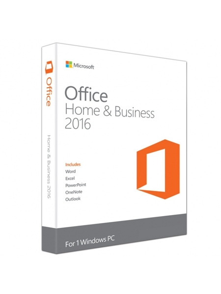 Microsoft Office Home & Business 2016, slovenski jezik
