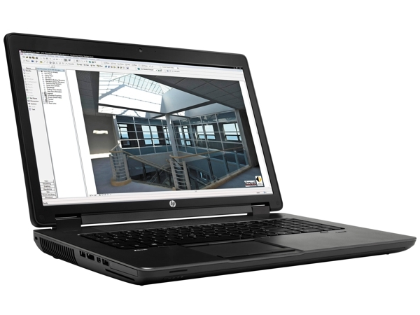 Prenosnik, HP Zbook 17 G2 Mobile Workstation... ugodna cena / kvaliteta A-