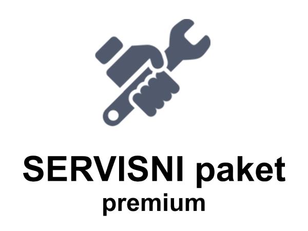 Servisni paket PREMIUM