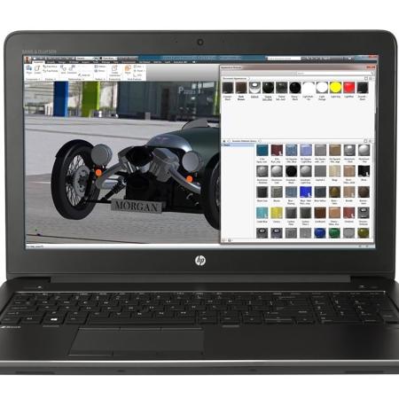Prenosnik, HP Zbook 15 G4 Mobile Workstation