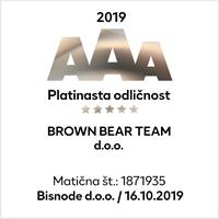 Platinasti AAA 2019 - simbol naše uspešnosti!