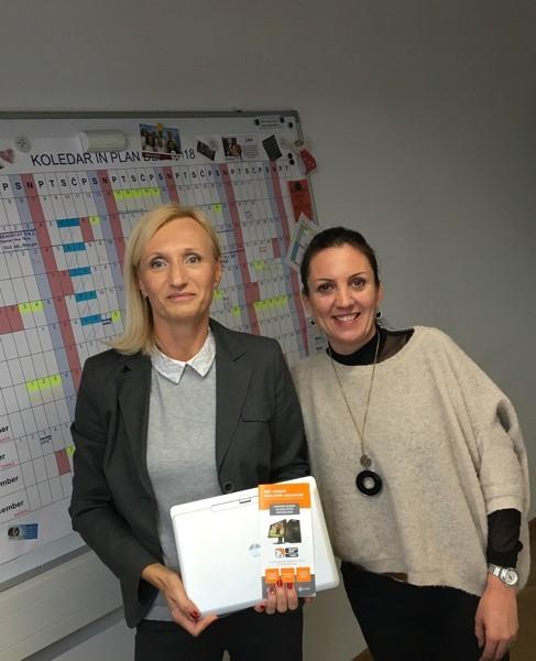 Donacija Ljudski univerzi v Kranju