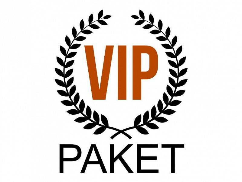 BBT kvaliteto dvigujemo z VIP paketom